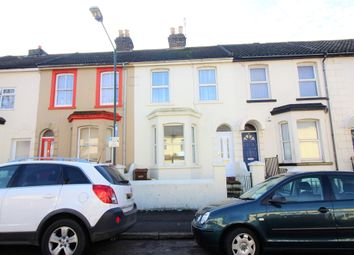 Thumbnail 3 bedroom terraced house for sale in Copenhagen Road, Gillingham, Kent.