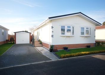 Thumbnail 2 bed mobile/park home for sale in Ashmeads Crescent, Orchard Park, Twigworth, Gloucester