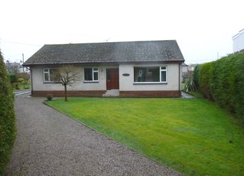 Thumbnail 3 bed bungalow for sale in 1 Maxwelltown Drive, Dumfries