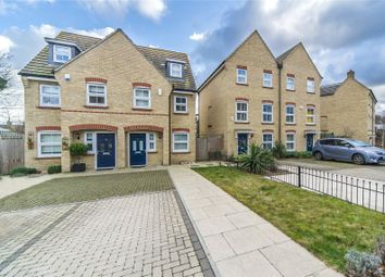 Thumbnail 3 bed semi-detached house for sale in Woodcroft Close, Eltham, London