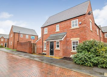 Thumbnail 2 bed terraced house for sale in Harper Close, Northwich