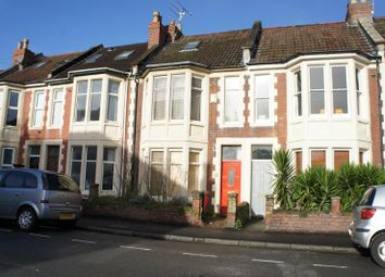 Thumbnail 4 bed terraced house to rent in Raleigh Road, Southville, Bristol