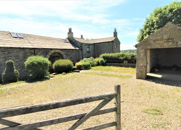 Thumbnail 3 bed barn conversion for sale in Holme Bank, Tyersal, Bradford