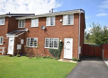 Thumbnail 2 bed end terrace house for sale in Malvern Close, Lostock Hall, Preston, Lancashire