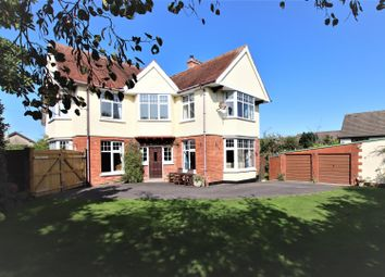 5 bed detached house for sale in Landkey Road, Barnstaple EX32
