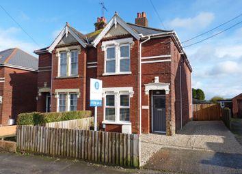 Thumbnail 3 bed semi-detached house for sale in Bulford Road, Durrington, Salisbury