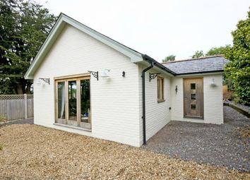Thumbnail 2 bed detached bungalow for sale in Brook Lane, Woodgreen, Fordingbridge