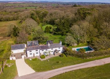 5 bed detached house for sale in Penmaen, Gower, Swansea SA3