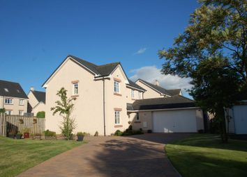 Thumbnail 5 bed detached house for sale in Rowan View, Lanark