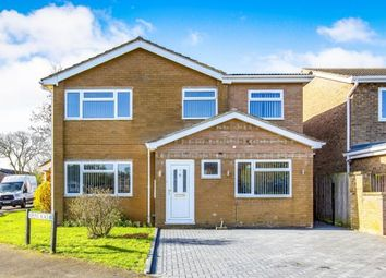 Thumbnail 5 bed detached house for sale in Kipling Place, Eaton Ford, St. Neots, Cambridgeshire