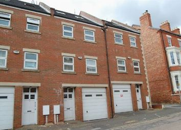 Thumbnail 4 bed town house for sale in Victoria Road, Abington, Northampton