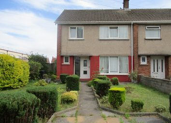 Thumbnail 3 bed semi-detached house to rent in Dalton Road, Port Talbot, Neath Port Talbot.