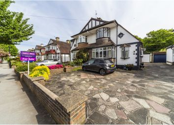 Thumbnail 2 bed semi-detached house for sale in Bushey Road, Croydon