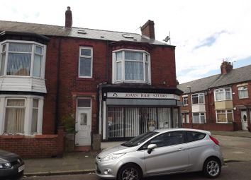 Thumbnail 4 bed maisonette for sale in Brownlow Road, South Shields