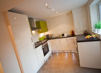 Thumbnail 4 bed terraced house for sale in St Christopher's Road, Preston