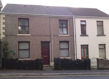 Thumbnail 2 bed flat to rent in First Floor Flat, 5 High Street, Clydach, Swansea.