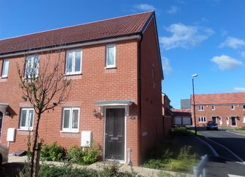 Thumbnail 2 bed end terrace house to rent in Steinway, Coventry