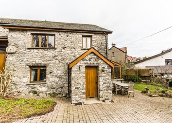 Thumbnail 3 bed barn conversion for sale in The Hayloft, Yew Tree Farm, Allithwaite