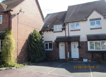 Thumbnail 1 bed terraced house to rent in Teal Close, Bradley Stoke, Bristol