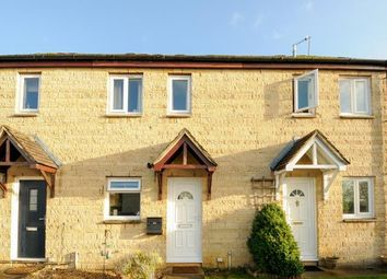 Thumbnail 2 bedroom terraced house for sale in Manor Road, Witney