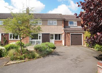 Thumbnail 5 bed semi-detached house for sale in Fairway, Kibworth, Leicester