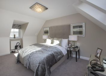 "Thumbnail 5 bed detached house for sale in ""Warwick"" at Warkton Lane, Barton Seagrave, Kettering"