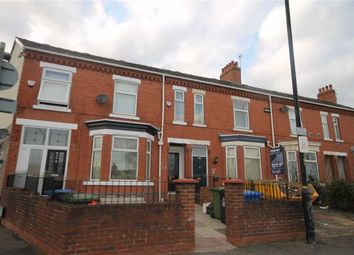 Thumbnail 4 bed terraced house to rent in Chester Road, Stretford, Manchester