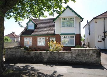 Thumbnail 4 bedroom detached house for sale in Drove Road, Swindon
