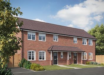 """The Whitehall"" at Brookers Hill, Shinfield, Reading RG2. 3 bed semi-detached house for sale"