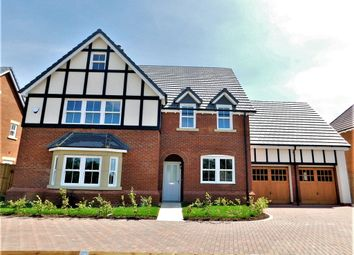 Thumbnail 5 bed detached house for sale in The Maple, Wrestlers Grove, Langford, Beds