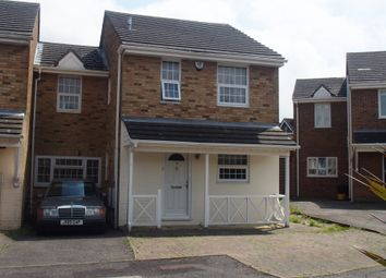 Thumbnail 5 bed link-detached house to rent in Embassy Close, Gillingham