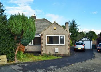 Thumbnail 2 bed semi-detached bungalow for sale in Fairway Close, Wibsey, Bradford