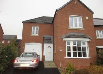 Thumbnail 3 bed detached house for sale in Gadbury Court, Atherton, Manchester