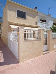 Thumbnail 2 bed chalet for sale in Playa De Los Naufragos, Torrevieja, Spain