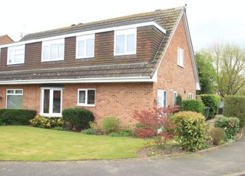 Thumbnail 4 bed semi-detached house for sale in Cranbrooks, Wheaton Aston, Stafford