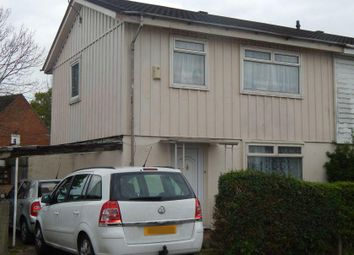 Thumbnail 3 bed semi-detached house for sale in Towle Road, Leicester