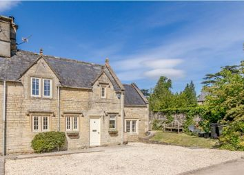 Thumbnail 3 bed semi-detached house for sale in Hatherop, Cirencester, Gloucestershire