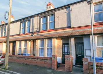 Thumbnail 3 bed terraced house for sale in Balmoral Grove, Rhyl, Denbighshire