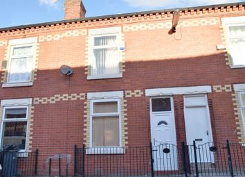Thumbnail 2 bedroom terraced house for sale in Beverley Street, Manchester