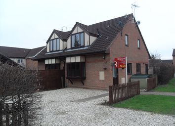 Thumbnail 1 bed semi-detached house to rent in Lisle Close, Swindon