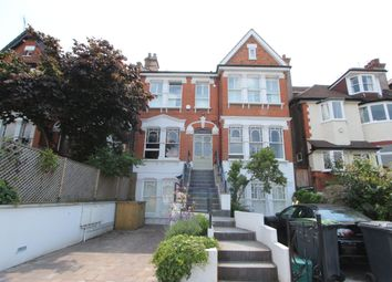 Thumbnail 3 bed flat to rent in Alexandra Park Road, London