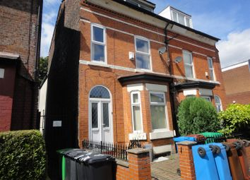 Thumbnail 5 bed terraced house to rent in Brundretts Road, Chorlton Cum Hardy, Manchester