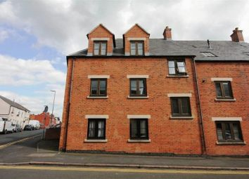 Thumbnail 2 bed flat for sale in The Quarters, New Street, Hinckley