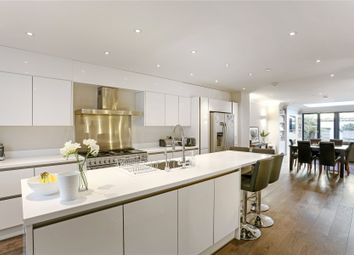 St. Dionis Road, Parsons Green, Fulham, London SW6. 4 bed terraced house for sale