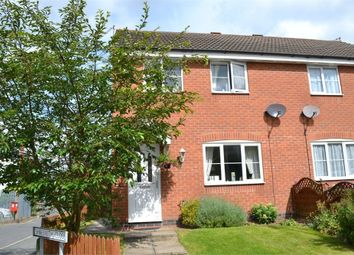 Thumbnail 2 bed semi-detached house to rent in Shoesmith Close, Barwell, Leicestershire