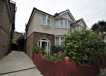 Thumbnail 3 bed semi-detached house for sale in Ashfield Road, London