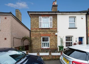 Thumbnail 2 bed end terrace house for sale in Harold Road, Sutton
