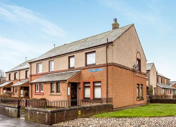 Thumbnail 3 bed terraced house for sale in Caledonian Place, Montrose