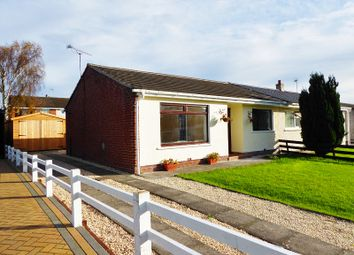 Thumbnail 2 bed semi-detached bungalow for sale in Mossdale, Heathhall, Dumfries, Dumfries And Galloway.