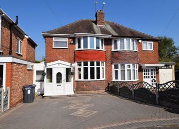Thumbnail 3 bed semi-detached house to rent in Mayswood Grove, Quinton, Birmingham
